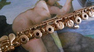 M.Bonis Sonata for flute and piano 2°T.