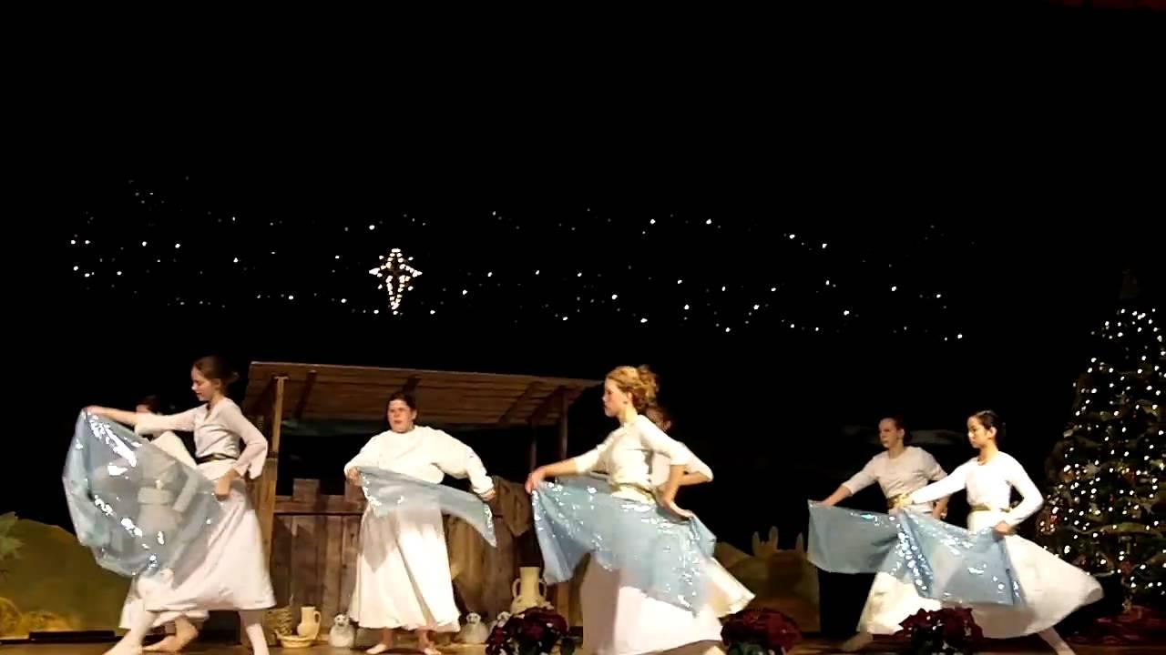 emmanuel christmas praise dance 12 26 10 - Christmas Praise Dance