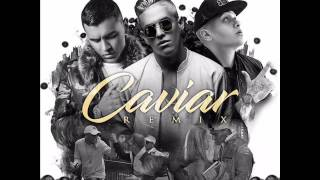 Lenny Tavárez Ft.  Darell & Kevin Roldan - Caviar (Official Remix)