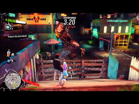 Replay Value! Day 11/100 IN SUNSET OVERDRIVE!