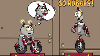 Go Robots - Puzzle Game For Kids