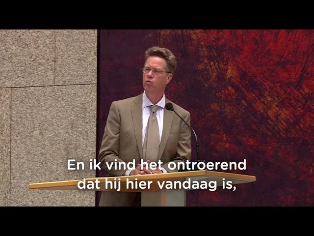 Hans Smolders is een held, aldus Martin Bosma   10-06-2021