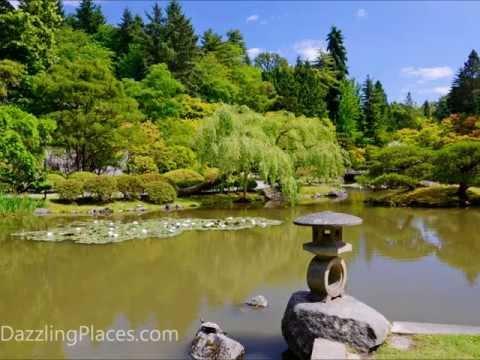 A June Visit to the Japanese Garden at Seattle's Washington Park Arboretum