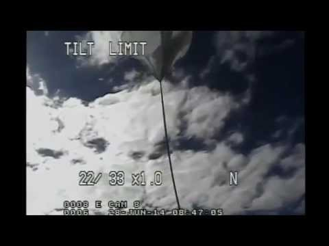 First NASA's LDSD Flying Saucer Test Flight a Success - LDSD FULL Coverage