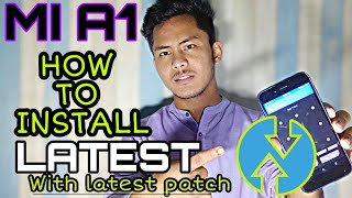 How to install latest twrp on Mi A1 latest Version | simple way easy 💯 % 🔥🔥🔥🔥