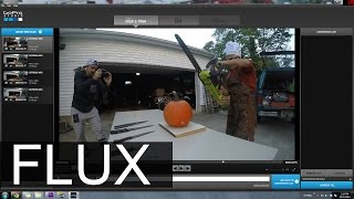 How to edit Super Slowmotion with GoPro Studio FLUX