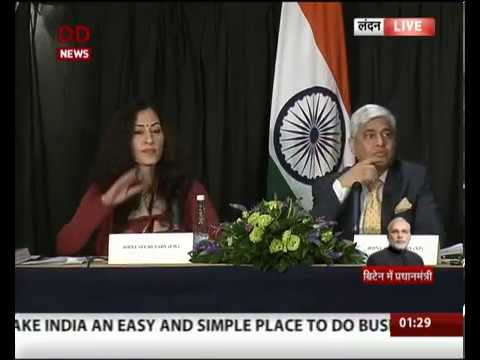 MEA spokesperson Vikas Swarup on PM UK visit Day 1