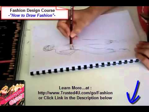 How To Learn Fashion Design Fashion Design Course Fashion Design Youtube
