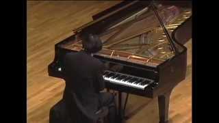 Maurice Ravel :  A la maniére de Chabrier (1913) - Kun-Woo Paik