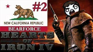 Hearts of Iron 4 OWB: Caesar's Legion #3 - Roma Invicta