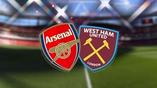 ARSENAL VS WEST HAM LIVE STREAM COMMENTARY WATCHALONG: #ARSWHU