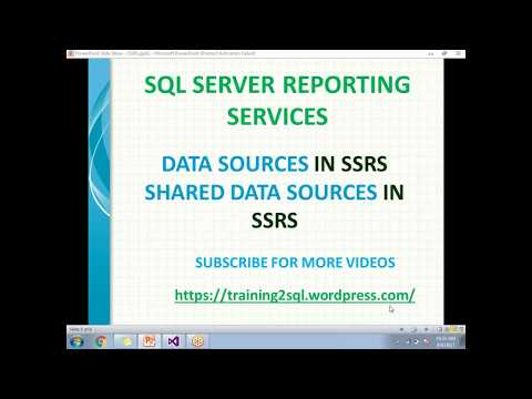 08 LIST REPORT IN SSRS | LIST IN SSRS - YouTube