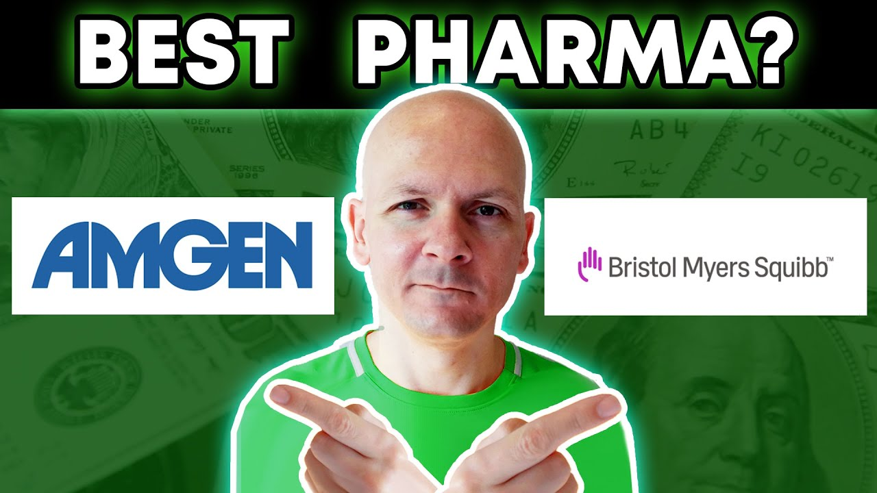 Which is a Better Investment? Amgen vs Bristol-Myers Squibb... the Winner May Surprise You