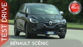 Test Drive Nuova Renault Scénic