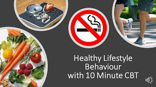 Lifestyle behaviour change - introduction