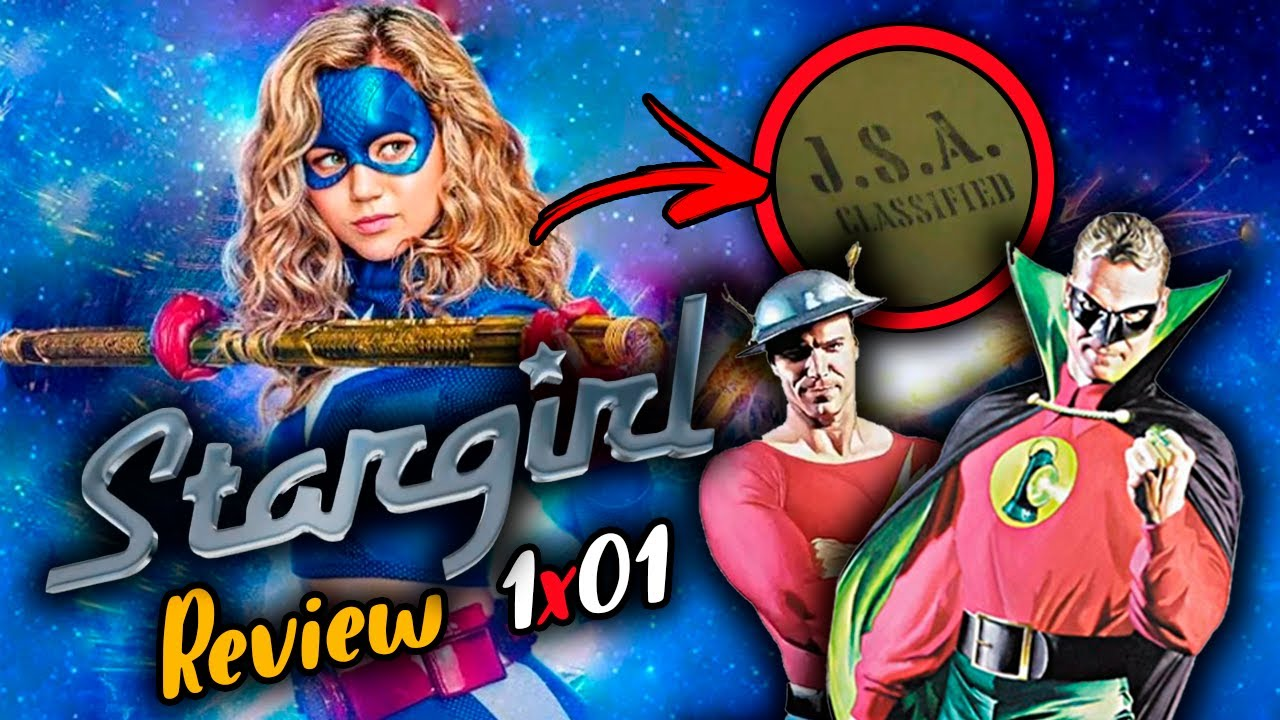 Download STARGIRL 1x01 (PILOTO) ¿La mejor serie de DC? Review/Reseña 💫