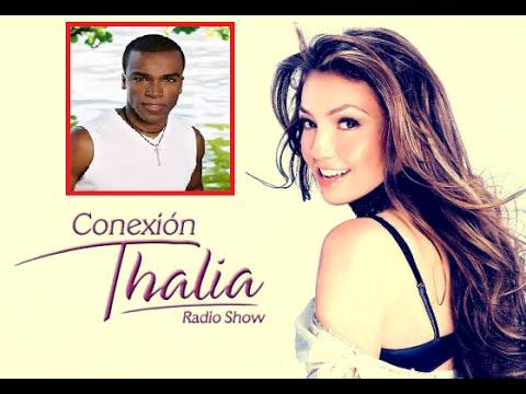 Thalía y Alexandre Pires (Entrevista en Conexión Thalía - 2007)