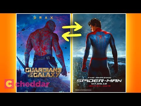 Why All Movie Posters Look the Same - Cheddar Explains