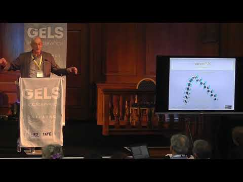 Gels in Conservation - Chris Stavroudis