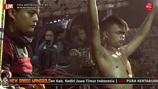 KARMA (Guyon Waton) Cover Voc IKA Lovers - New SABDO MANGGOLO Live BAJULAN 2019