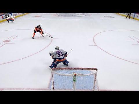 McDavid, Nugent-Hopkins lift Oilers in shootout