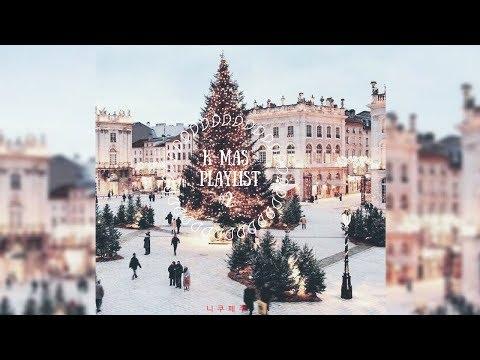 K-Mas Playlist ❆ (Korean holiday Christmas songs) 1 hour playlist
