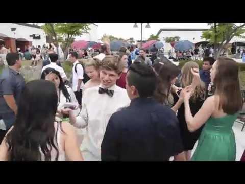2015 Wedding Marriage Ceremony Senior Prank @ San Juan Hills High School