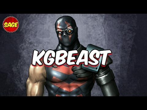 Who is DC Comics KGBeast? Gave Batman a Hand... Literally.
