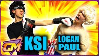 KSI Vs Logan Paul  - A Gorgeous Movies Parody