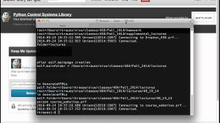 Installing a Python module from a gzipped tarball (*.tar.gz) for OSX or Linux
