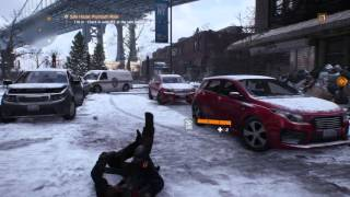 The Division - Safehouse Plymouth Rock: Cover, Primary & Sidearm Weapons Aim Shooting Tutorial PS4