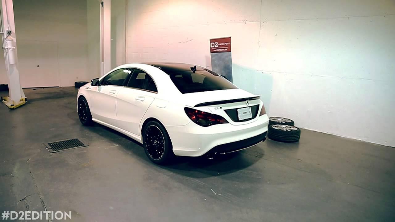 The 2014 d2edition cla mercedes benz usa youtube for Mercedes benz usa com