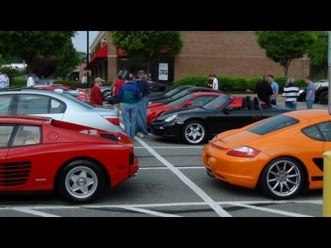 Cars And Coffee West Chester PA 5/18/13