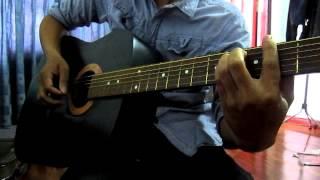 Chỉ còn tiếng thở dài - gitar cover by CỐ ĐÔ