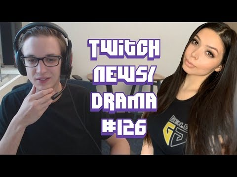 Twitch Drama/News #126 (Jericho Costs Twitch Millions, Ninja On Blink182, Dellor Ban Update)