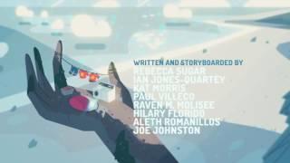Песня в конце серии