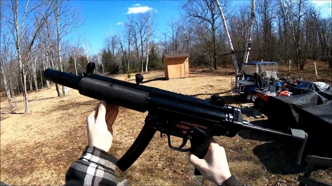 Download MP5 SD SBR