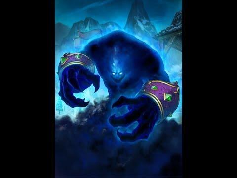 World Of Warcraft Vanilla Northdale (Демон Бездны)