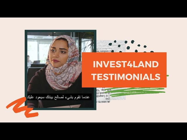 Testimonial Video for Invest4Land