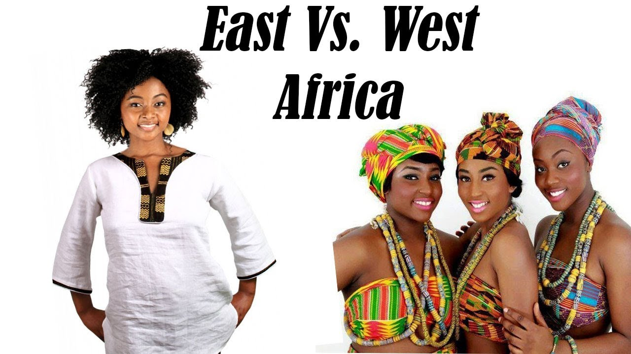 Meet Women From West Africa