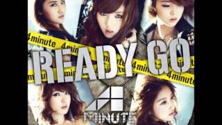 [Audio] 4minute - Sweet Suga Honey! (Japanese Version)