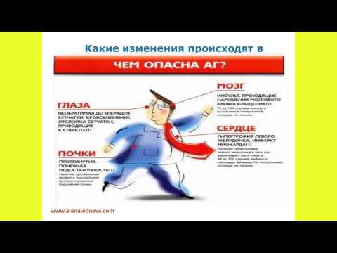 Гипертоническая болезнь. Ранняя диагностика, лечение и предупреждение осложнений.