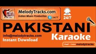 Naina Re Naina Tum Hi Bure   Pakistani Karaoke   Naseem Begum   MelodyTracks