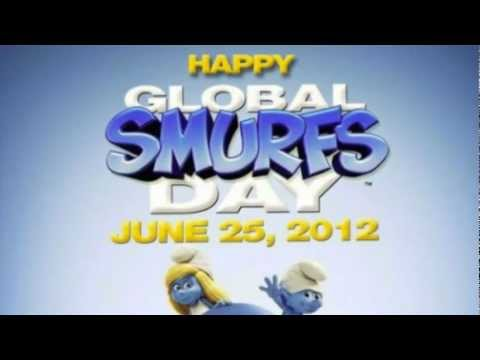 The Smurfs 2 free Poster