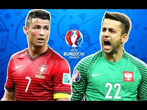 ZAPOWIEDŹ: Polska - Portugalia EURO 2016 [Statystki, Historia]