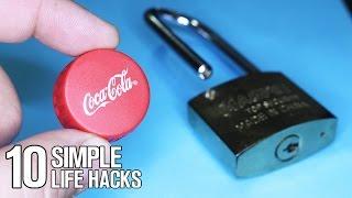 10 incredible Life Hacks & Ideas