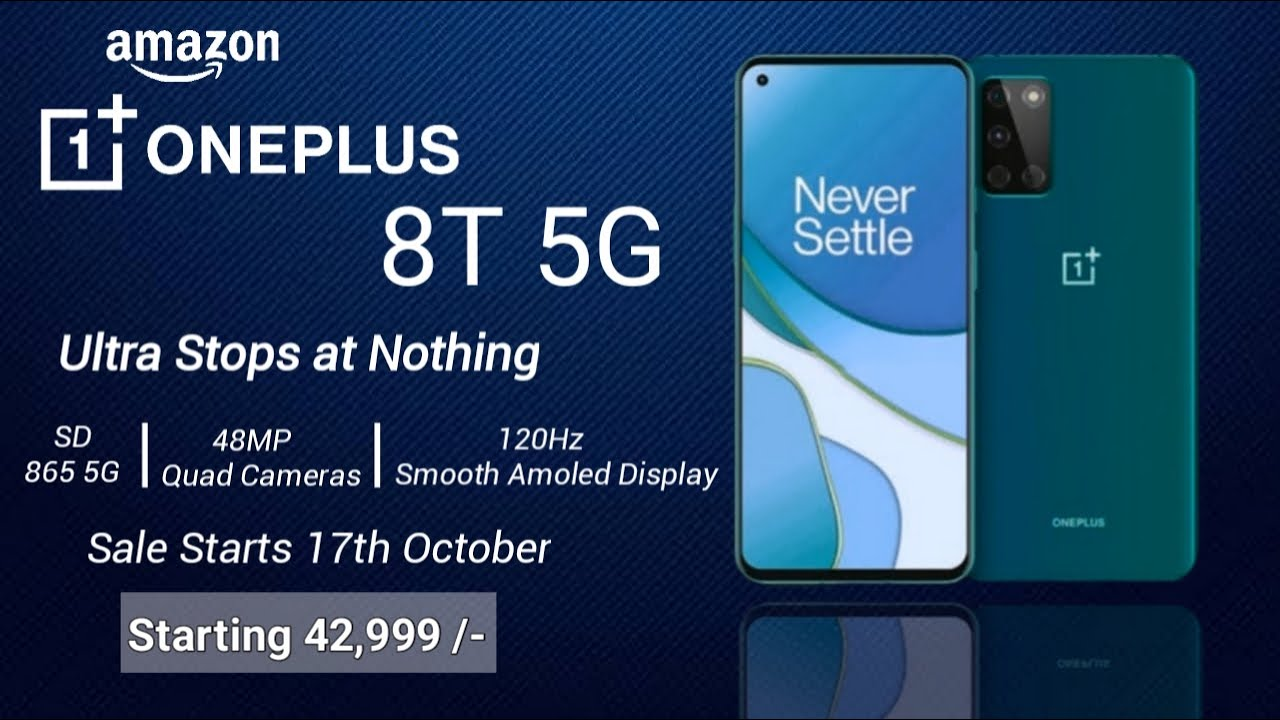 Download Oneplus 8T Official Price|Specifications|Oneplus 8T 5G Everything You Need To Know