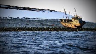 Рыбалка в Баренцевом море - 6. Ловля мойвы )(Barracuda на Кильдине и ловля мойвы. Апрель 2014г., 2014-06-07T13:29:54.000Z)