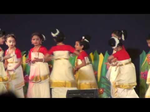 Yalini Kumar Grade-2 Annual Day Dance