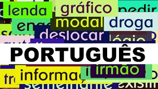 3000+ Portuguese Words with Pronunciation(, 2015-12-05T08:17:40.000Z)
